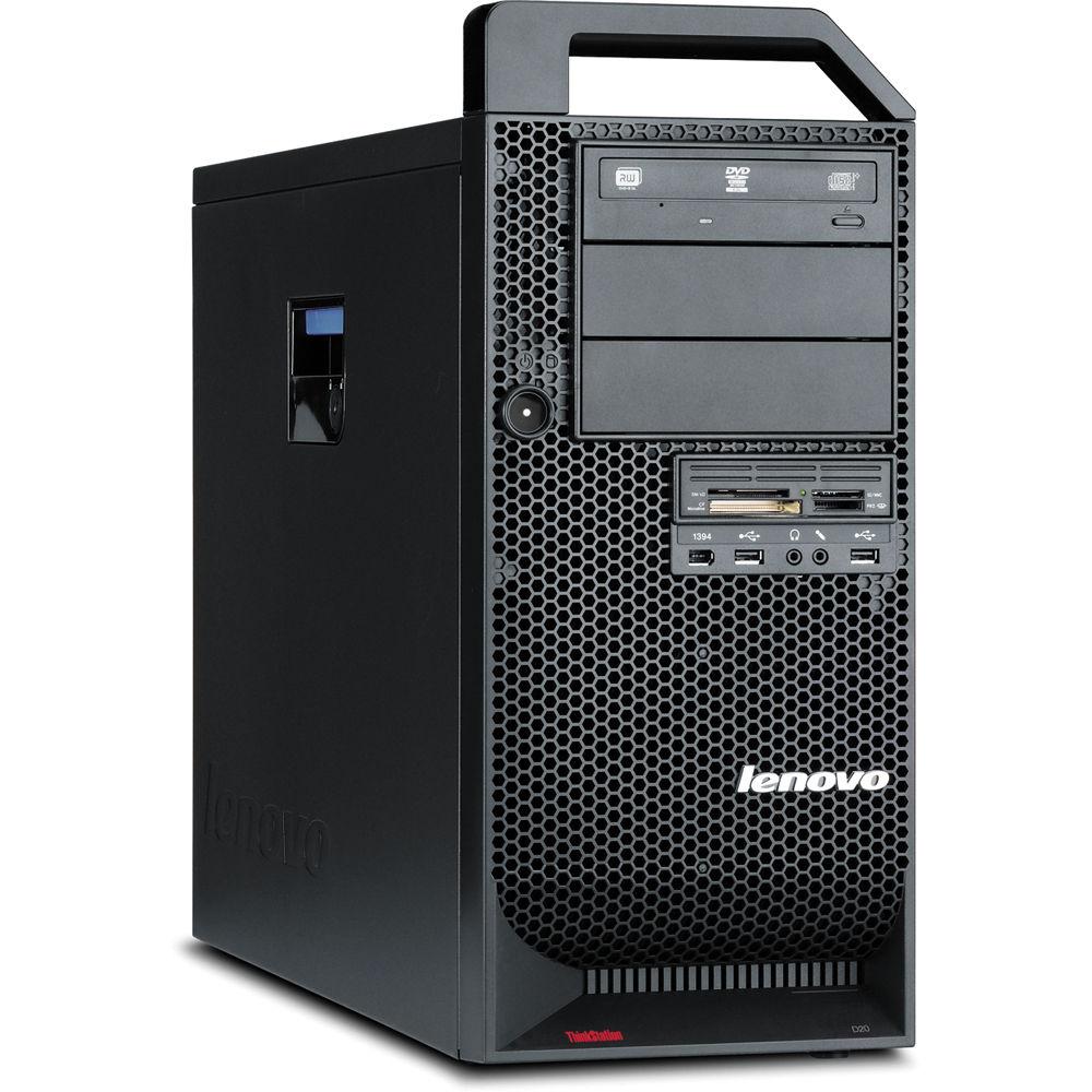 Lenovo ThinkStation D20\E5620\16GB\500GB\Quadro 2000