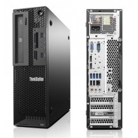 Lenovo ThinkStation E32 с процесор Core i7 - 4770, 16GB DDR3, 2 TB SSD