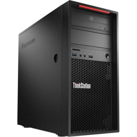Lenovo ThinkStation P300 с процесор Xeon E3-1220 v3, 12GB DDR3, 256GB SSD,Quadro К600