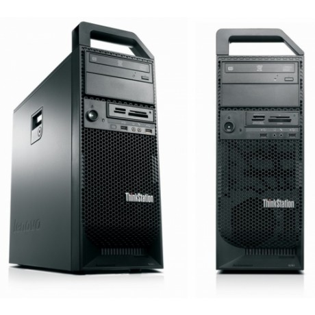 Lenovo ThinkStation S30 с процесор Xeon E5-2670, 16GB DDR3, 256GB SSD, Quadro NVS510