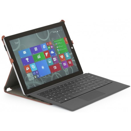 "Microsoft Surface  Pro 3 с процесор  i5 - 4300U, 4GB DDR3, 128GB SSD, 12' Touch, клас ""А"""
