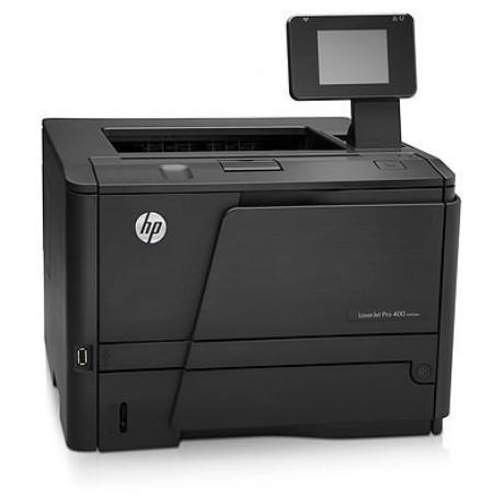 HP LaserJet Pro 400 M401dn A4; 1200 dpi; 33 ppm; USB; LAN; Duplex