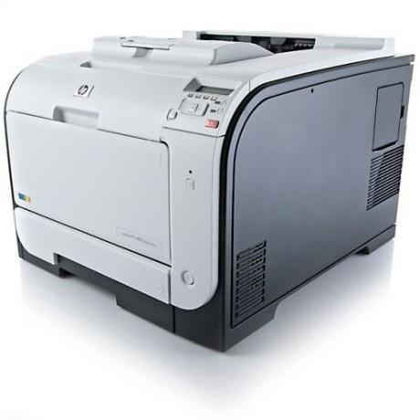 HP LaserJet Pro 400 M451dn Цветен принтер