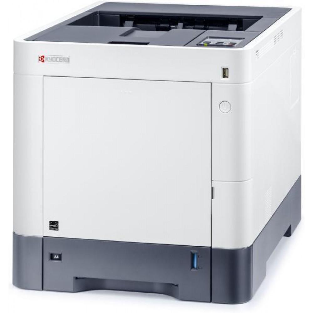 Kyocera ECOSYS P6230cdn / A4; 1200 dpi; 30 ppm; USB; Duplex; LAN