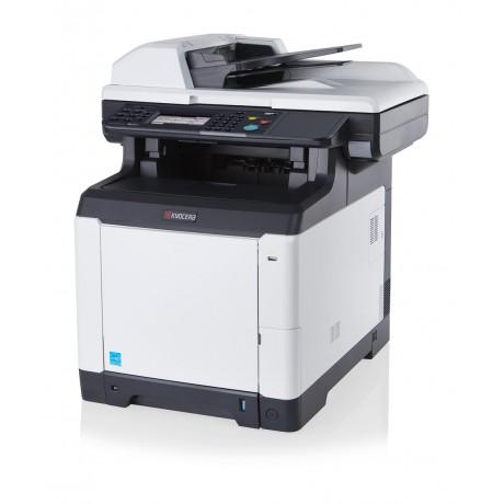 Kyocera ECOSYS M6526cidn / Цветен; принтер, копир, скенер, факс
