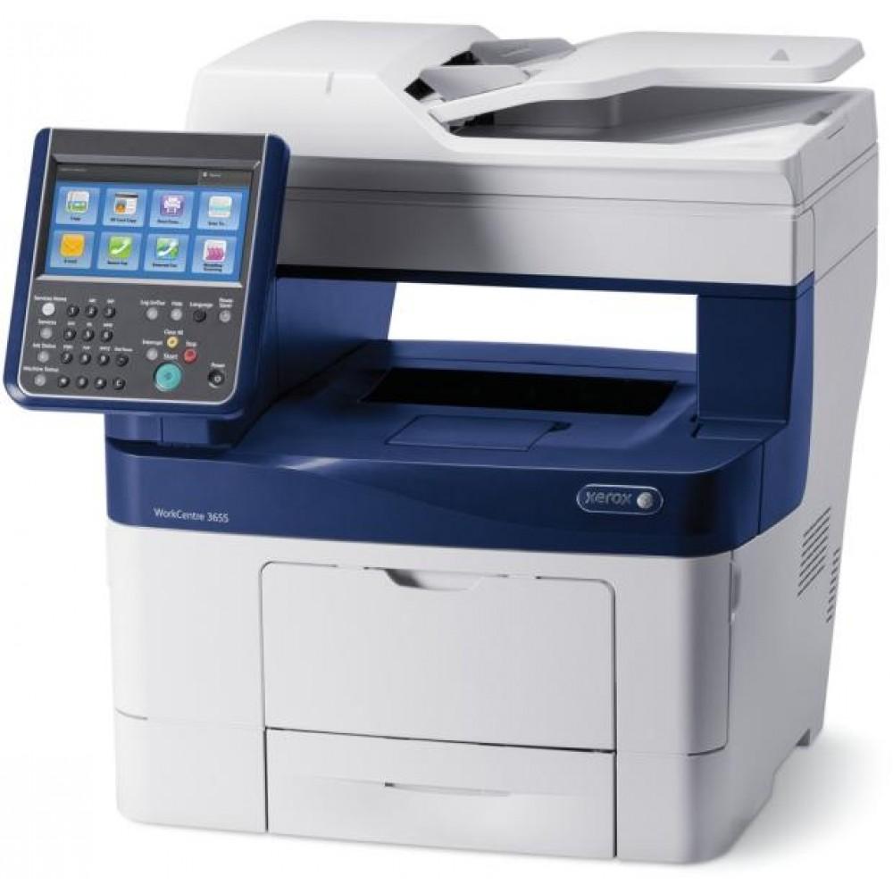 Xerox WorkCentre 3655 | Принтер, копир, скенер, факс A4