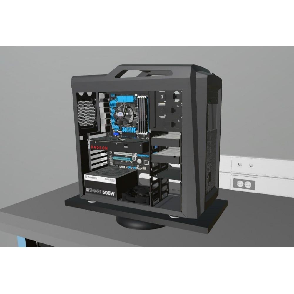 Сглобяване и тестване на компютърна конфигурация